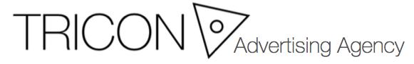 TRICON | media company